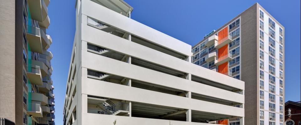City View Parking Garage