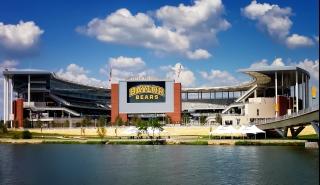 Baylor University - McLane Stadium