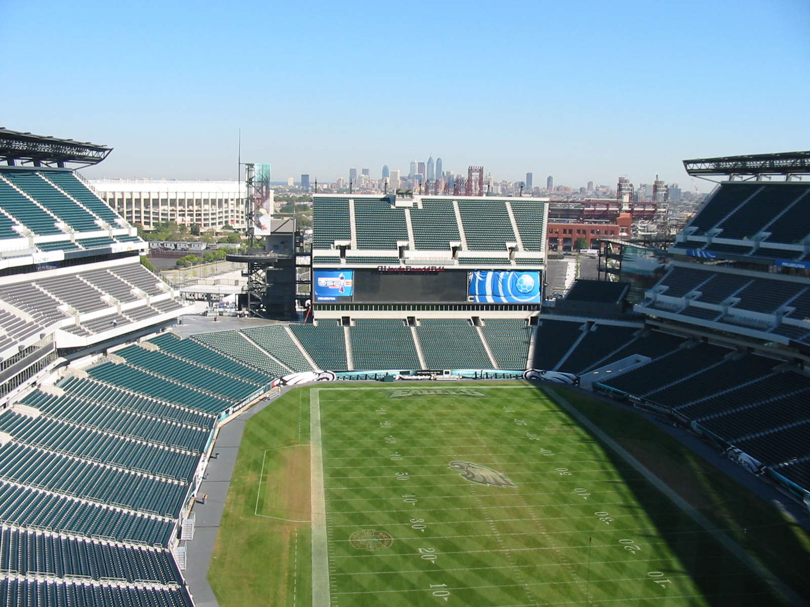 Lincoln Financial Field Nfl Philadelphia Eagles Consulting Engineers Group