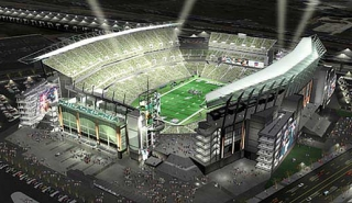 Lincoln Financial Field ( NFL Philadelphia Eagles)