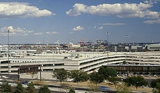 Newark International Airport Terminal C Garage